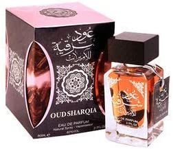 Oud Sharqia Women Perfume Spray With