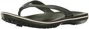 crocs Unisex Crocband Flip Flop by crocs