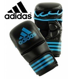 adidas MMA Sparring Boxing Gloves Combination Of 100% Real Leather