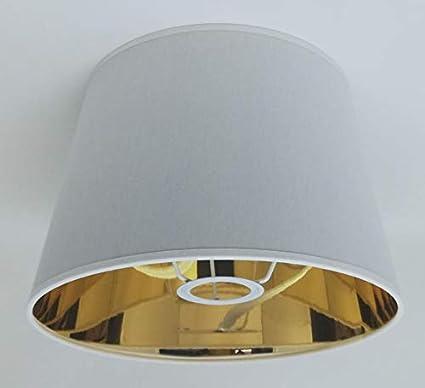 ArG Lighting - Pantalla para lámpara de Mesa, 25,4 cm, Color ...