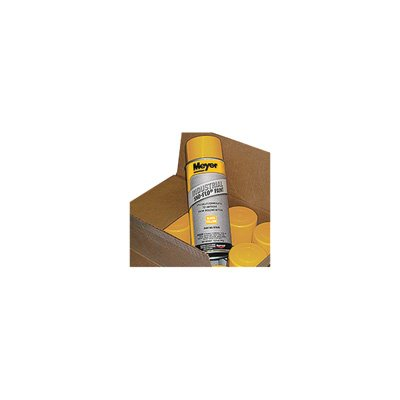 Meyer Sno Flo Paint - Yellow, 12 Cans, Model# 08677