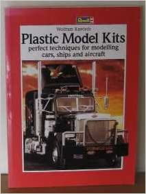 Plastic Model Kits: perfect techniques for modelling cars