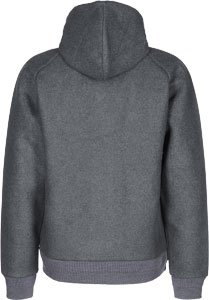 Carhartt Active Wool-Lux Jacket grau - Übergangsjacke aus Wollfilz (S)