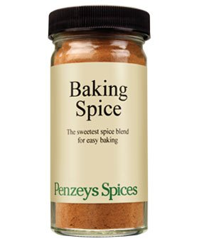 Baking Spice By Penzeys Spices 1.7 oz 1/2 cup jar