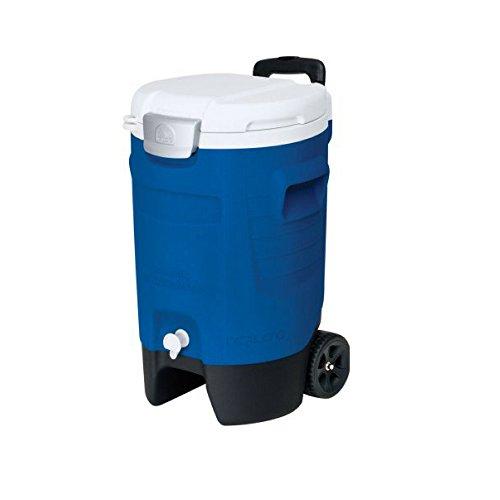 Igloo 5-Gallon Beverage Roller, Blue - 1 Pack