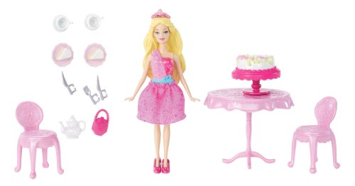(Barbie The Princess and The Popstar Mini-Doll Scene Tori Doll)