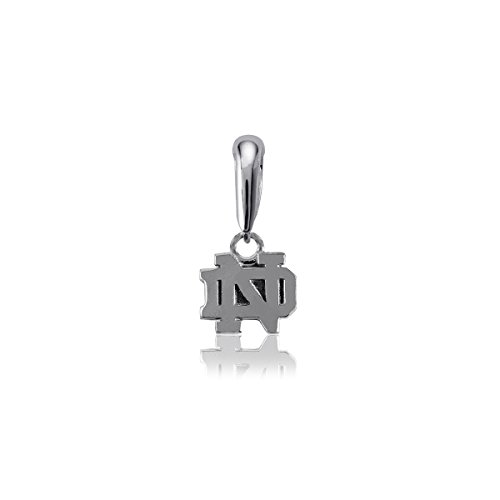 - Dayna U University of Notre Dame Fighting Irish UND Sterling Silver Jewelry (Charm)