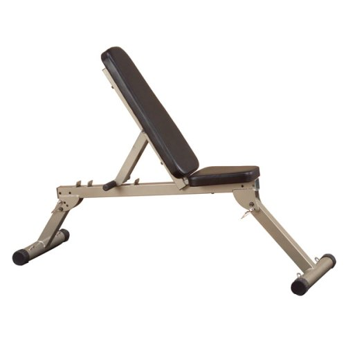 Best Fitness Flat Incline Decline Bench
