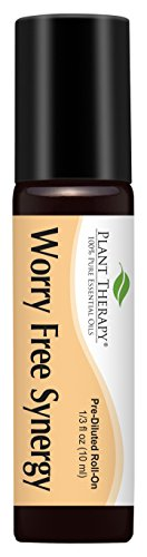 Worry Stress Synergy Pre diluted Essential