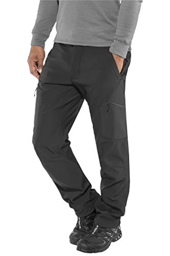 (Black Diamond Winter Alpine Pant - Men's Black Medium)