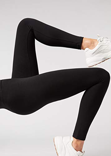 CALZEDONIA Femme Legging en coton