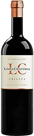 López Cristóbal Crianza Vino Tinto Crianza - 750 ml