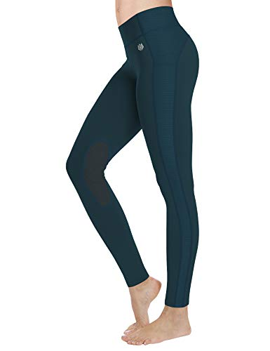 FitsT4 Women's Riding Tights Kne...