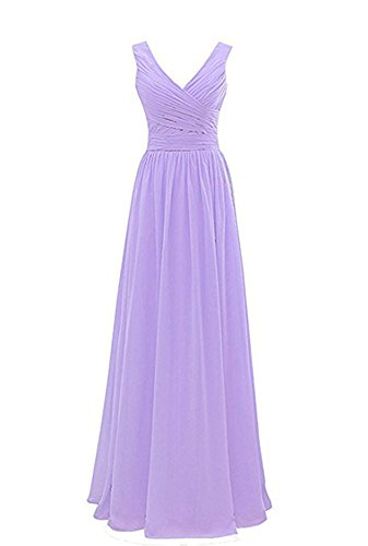 Kleid Leader Beauty Damen A of the Linie Lavendel BTqTx1YPwC
