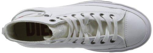 Diesel MAGNETE EXPOSURE IV W, Sneaker Donna Bianco (Weiß (White T1003)
