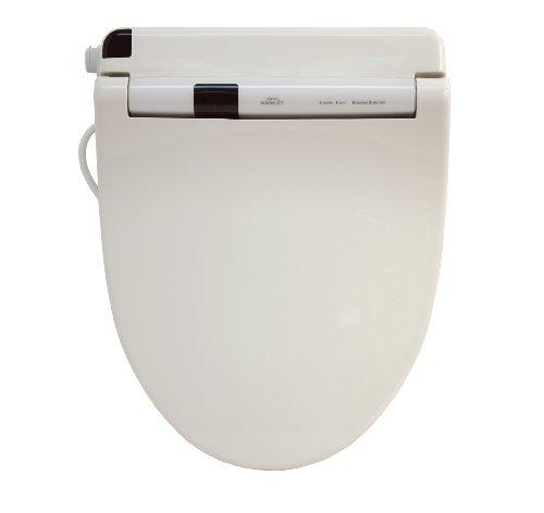 TOTO SW553#12 Washlet S300 Round Front Toilet Seat, Sedona Beige - Washlet S300 Toilet Seat