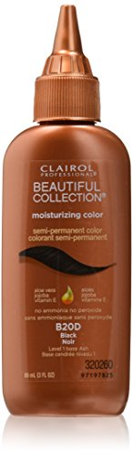 Clairol Professional Beautiful Collection Semi-permanent Hair Color, Black