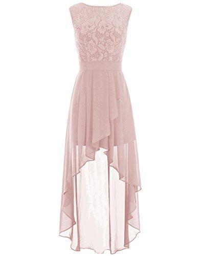 high low bridesmaid dresses - 3