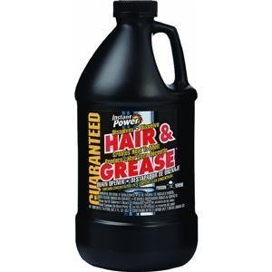 Instant Power Hair & Grease Drain Opener 2 L