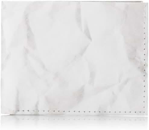 Dynomighty Men's Crinkled Paper Billfold Wallet