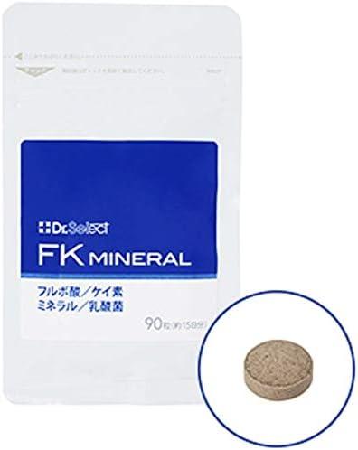 ドクターセレクト FKミネラル 1袋90粒 約15日分