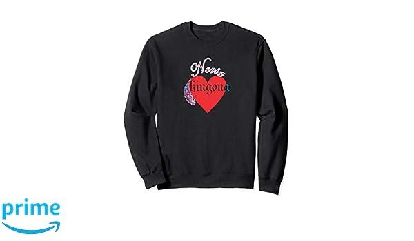 Amazon.com: Novia chingona 14 de febrero dia de san valentin sudadera: Clothing