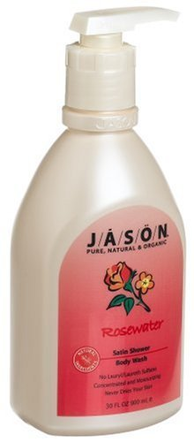 Jason Natural Glycerine - Glycerine and Rosewater Body Wash 30 oz. 30 Ounces