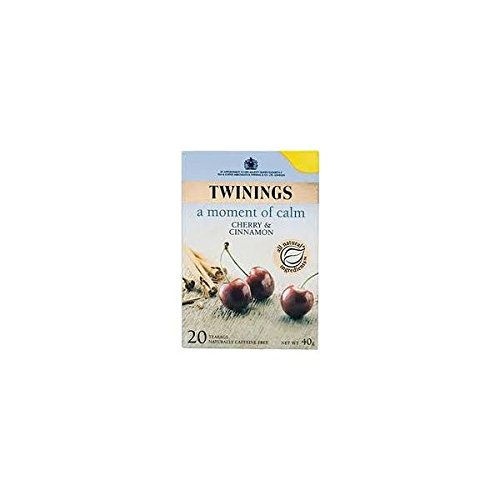 - Twinings Cherry and Cinnamon - 20 Tea Bags (Pack of 2)