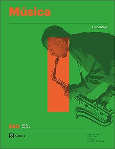 Música I ESO (Codi obert): Amazon.es: Equipo Editorial Casals: Libros