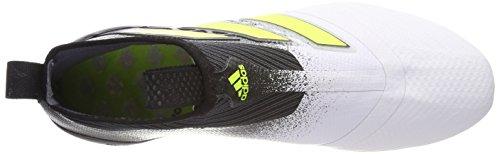 Uomo amasol Fg Purecontrol negbas negbas 17 Scarpe amasol Ftwbla Adidas ftwbla Bianco Ace Sportive AqgUpfw
