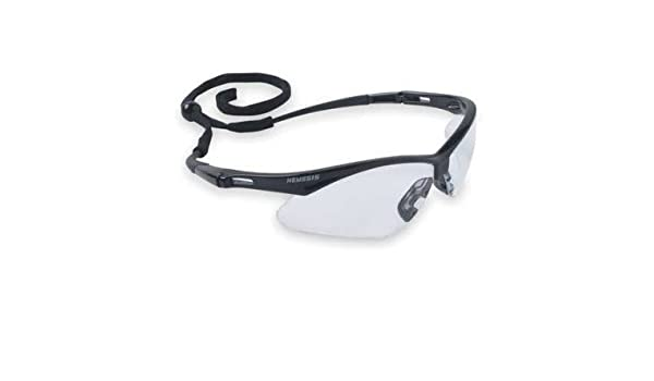 6c545b64d4f Amazon.com   JACKSON Safety V30 Series 25685 Nemesis Safety Glasses  Indoor Outdoor  Lens Black Frame   Office Products