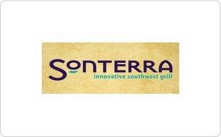 Sonterra Innovative Southwest Grill Gift Card (Southwest Gift Certificates)