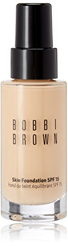 (Bobbi Brown Skin Foundation SPF 15, No. 2.5 Warm Sand, 1 Ounce)
