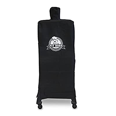 Pit Boss 73351 Pellet Smoker Cover, Black