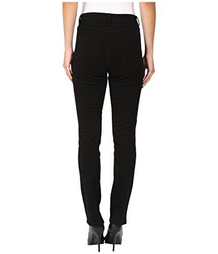 French diseño de tela vaquera Olivia de aliños para negro diseño de tela vaquera negro