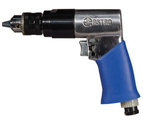 (Astro Pneumatic AST-AP525C Reversible Air Drill - 0.37 in.)