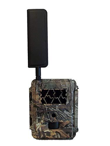 Spartan Go Cam Verizon New 4G, Blackout, HD, Camo HCO Outdoor