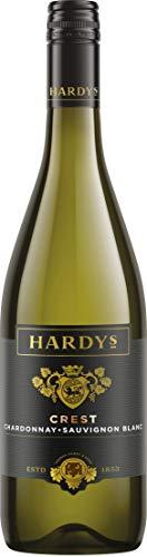 Hardys Crest Chardonnay Sauvignon Blanc, 75 cl (Case of 6)