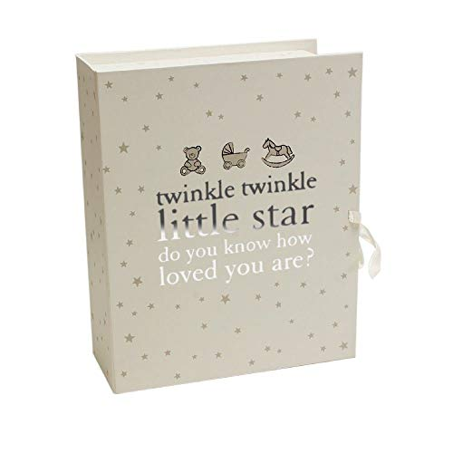 Twinkle Twinkle Compartment Keepsake Box