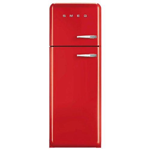 Frigorifico rojo, nevera roja, congelador rojo, economico, barato, mejor precio, todo de rojo