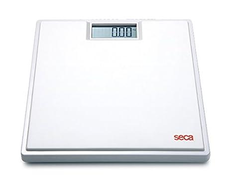 Seca Clara - Báscula digital, hasta 150 kg, color blanco: Amazon.es: Salud y cuidado personal