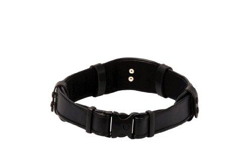 Uncle Mike's Duty Gear Evo Mirage Plain Belt (Large, Black)
