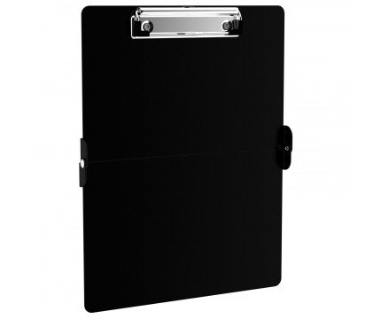 ISO Clipboard - Black by The Clipboard Shop