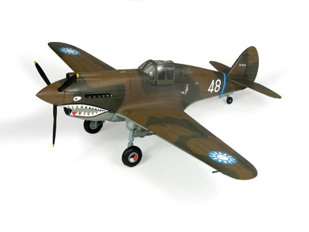 21st Century Toys Aircraft (P-40 Airplane in 1:32 Scale)