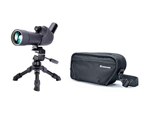 Vanguard Vesta Spotting Scope Kits Include Spotting Scope, Tabletop Tripod, and Padded Carrying Bag