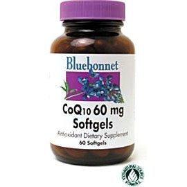 CoQ10 60 mg (90 softgels)