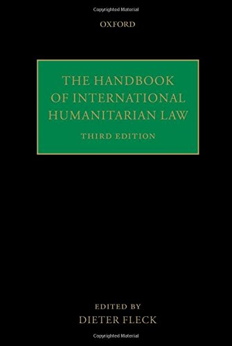 The Handbook of International Humanitarian Law