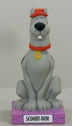 Scooby Doo Wacky Wobbler Bobble Head By Funko ()