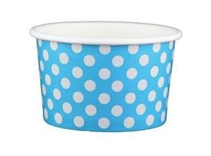 ice cream bowls blue - 7