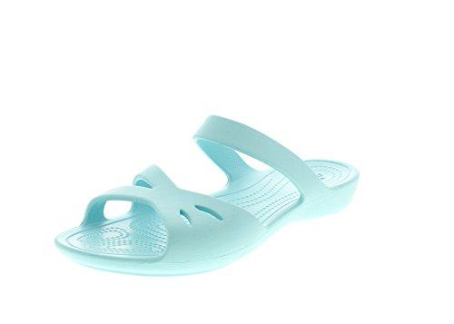 Ol Kelli Blue Ice Sandal Crocs TqvxSwS5
